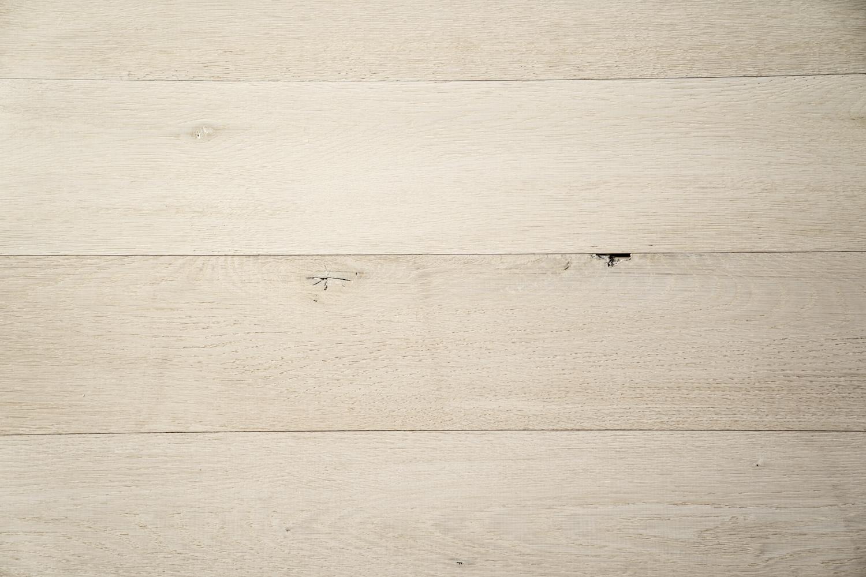 white wash oak prefinished color